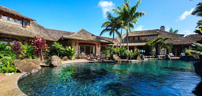 Anini Vista Drive Estate Villa Rental
