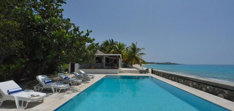 Blue Beach Villa Rental