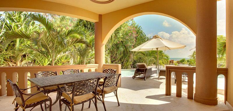 Belize brushstroke villa 17