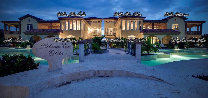 Belize brushstroke villa 21
