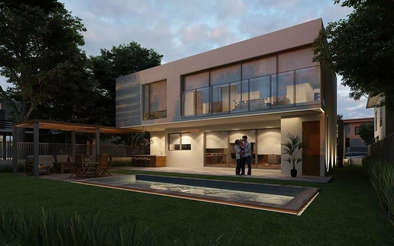 Casa En Residencial Los Tigres