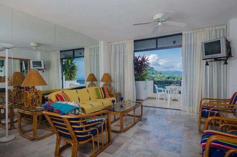 La Jolla de Mismaloya Condo 5604 Villa Rental