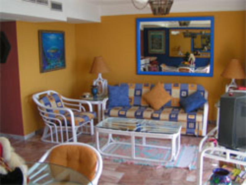 La Jolla de Mismaloya Condo 7103 Villa Rental