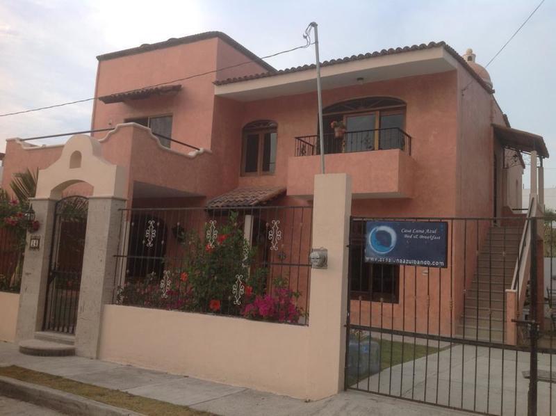 Casa Luna Azul
