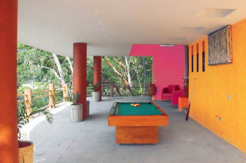 Games terraza