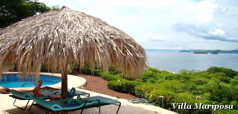 Villa Mariposa Playa Ocotal Villa Rental
