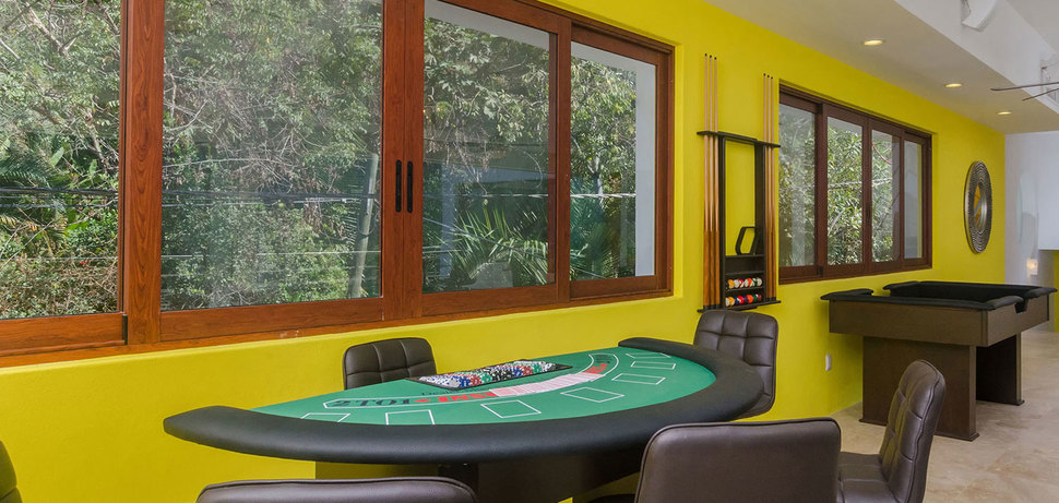 Casa mismaloya game room 11