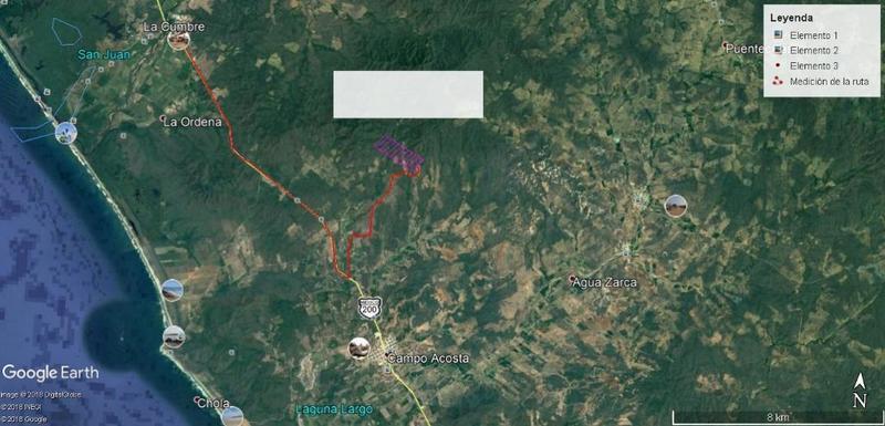 N/A N/A, 100,000 Metros, Sierra Madre Jalisco, Ja