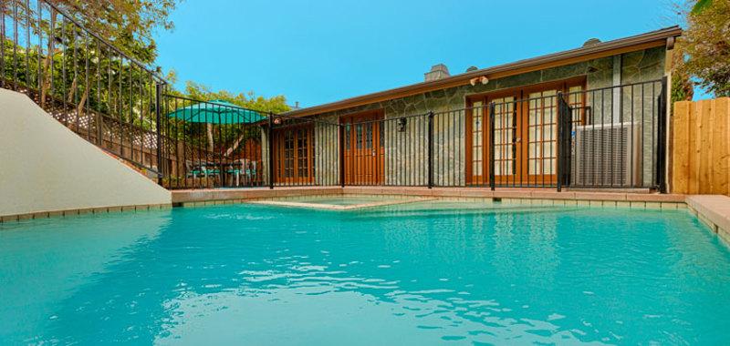 Poolside Hideaway Villa Rental