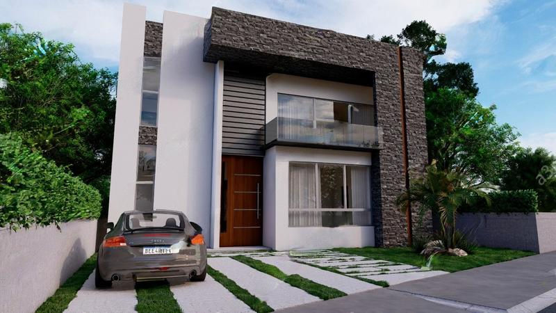 Casa Rosa Morada