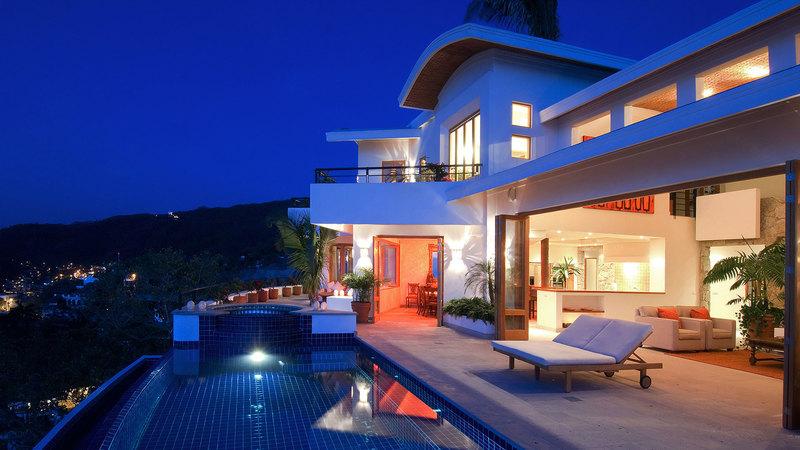 Villa Ventana Villa Rental