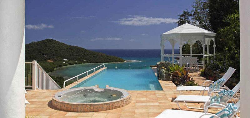 Waterfall Villa Rental